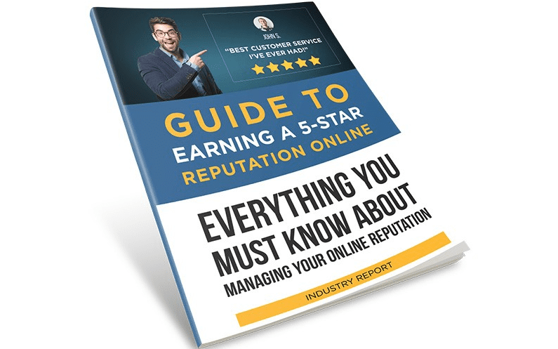 Reputation Marketing Book