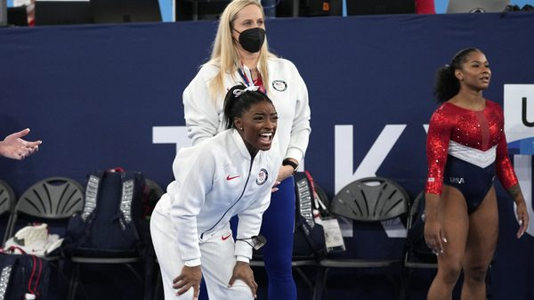 Simone Biles Withdraws From The Individual All-Around Final At Tokyo Olympics
